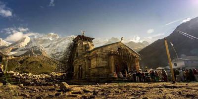 केदार धाम का इतिहास और मंदिर से जुड़ी पौराणिक कथाएं