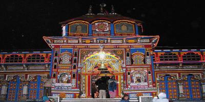 बद्रीनाथ मंदिर में पूजा की दरें