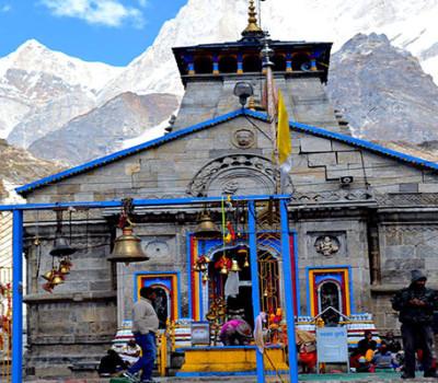 केदारनाथ मंदिर में पूजा की दरें