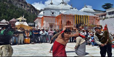 गंगोत्री धाम का इतिहास और मंदिर से जुड़ी पौराणिक कथाएं