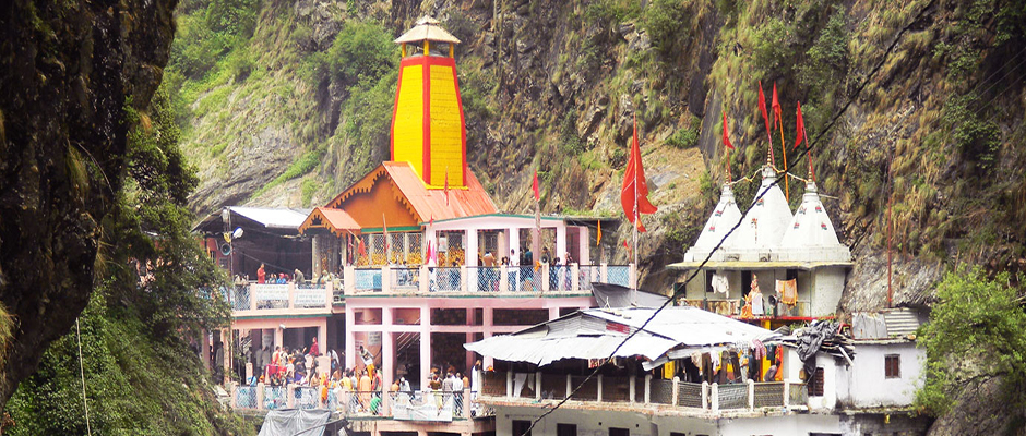 Opening & Closing Dates of Yamunotri Temple
