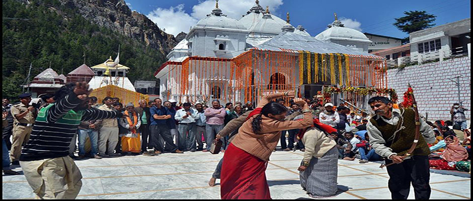 Gangotri Temple Legends History