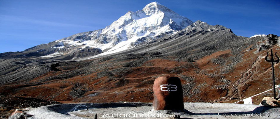 Mt. Shivling view from Tapovan